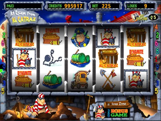 Игровой автомат Обезьянки Crazy Monkey -